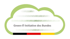 Logo der Green-IT-Initiative des Bundes