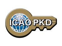 Logo des Public Key Directory der International Civil Aviation Organization (ICAO)